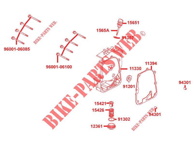 carter moteur agility city 50 4t euro ii agility 50. Black Bedroom Furniture Sets. Home Design Ideas
