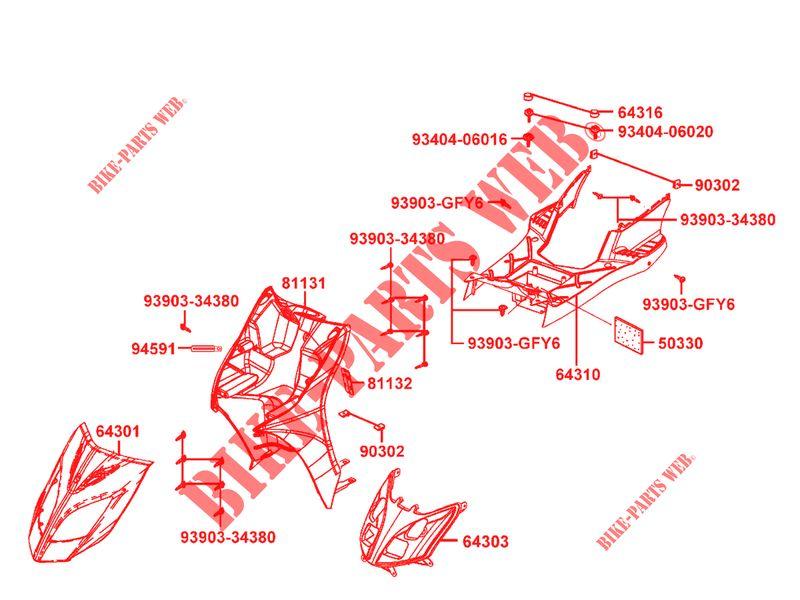 carters moteur agility 50 carry 4t euro ii agility 50. Black Bedroom Furniture Sets. Home Design Ideas
